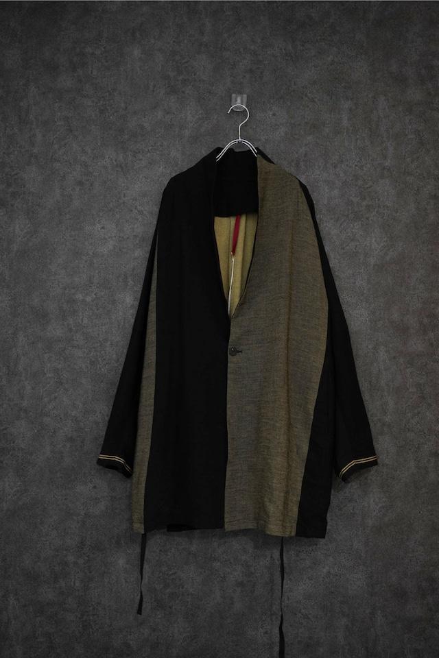 YANTOR Boder Jacquard Fall Jacket