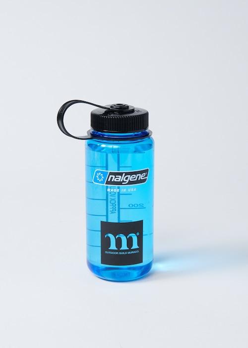 "muraco ムラコ ""m"" NALGENE TRITAN 0.5L  ナルゲン ボトル"