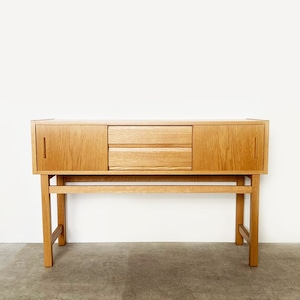 Console table with drawers / CS057