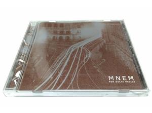 [USED] MNEM - For Delta Relics (2003) [CD]