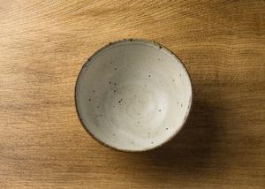 粉引 飯碗(大)1/くるり窯