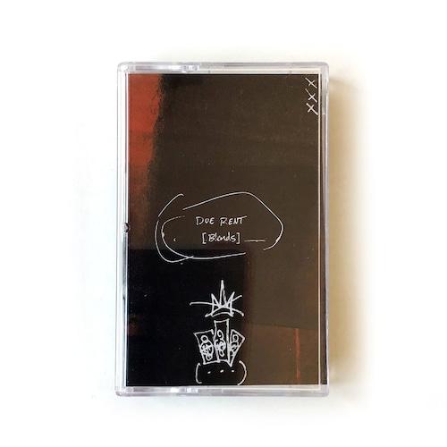 【カセットテープ】lojii & Swarvy - Due Rent [Blends]