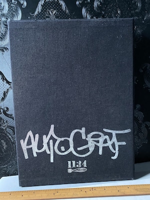 Edition #48/of 85 AUTOGRAF by PETER SUTHERLAND