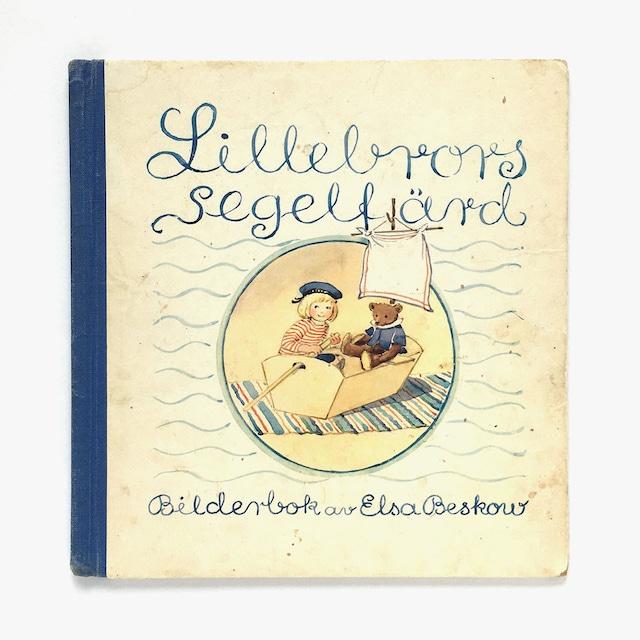 エルサ・ベスコフ「Lillebrors segelfärd(ぼうやの舟の旅)」《1963-01》