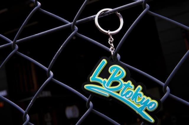 LB★TOKYO key chain Sky Blue