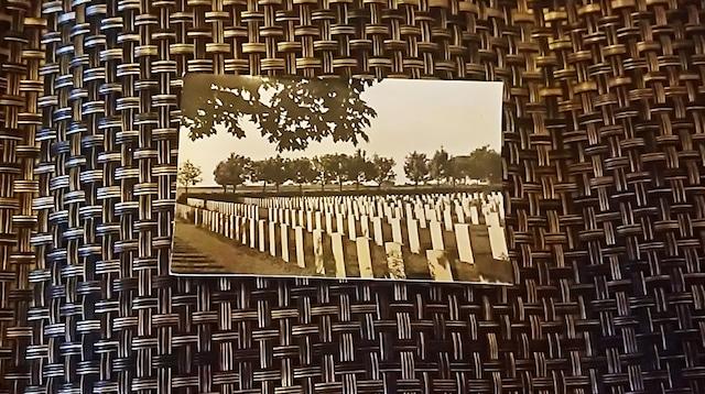 オーストリア ポストカード used