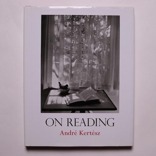 On Reading  / アンドレ・ケルテス  Andre Kertesz