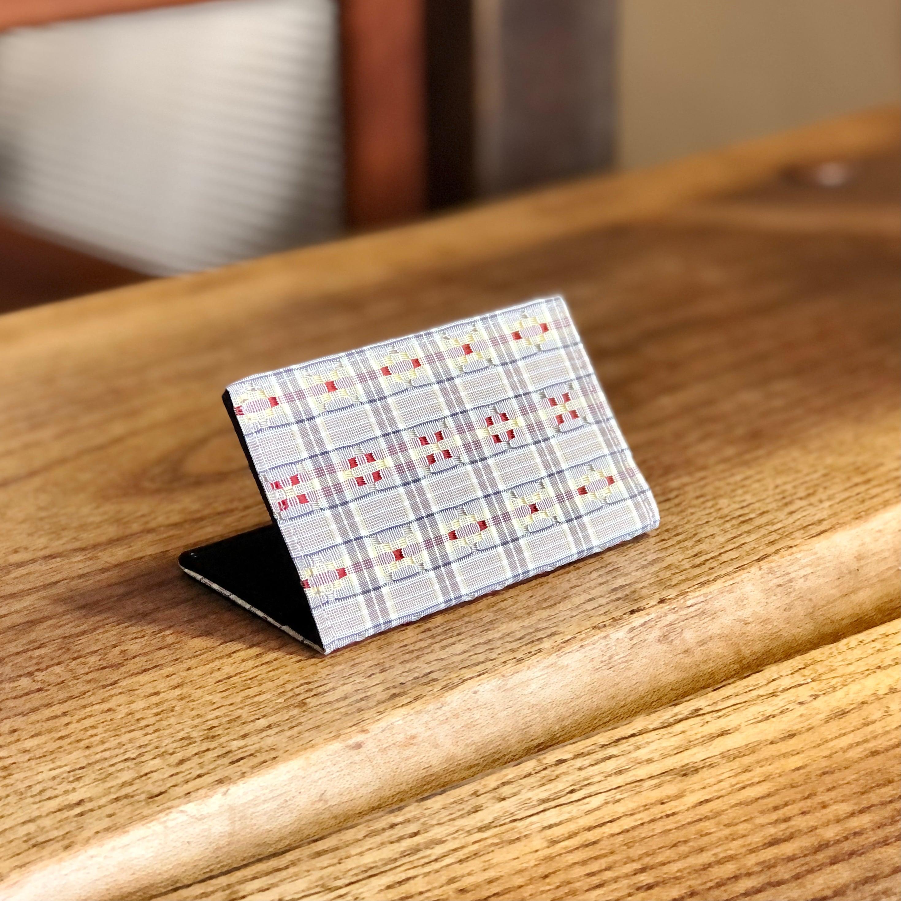 花織カードケース 3