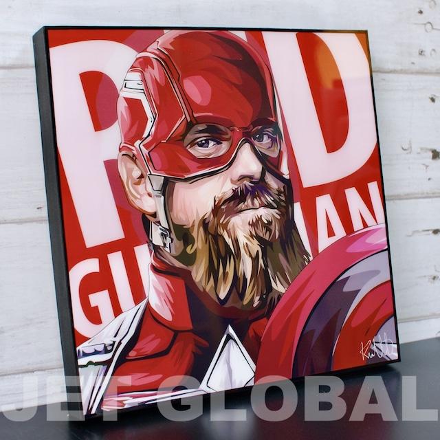 レッドガーディアン / RED GUARDIAN / Mサイズ 26cm / PAPMA_0082