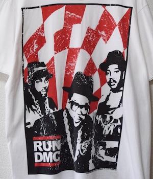 USED HIP HOP T-shirt -RUNDMC-