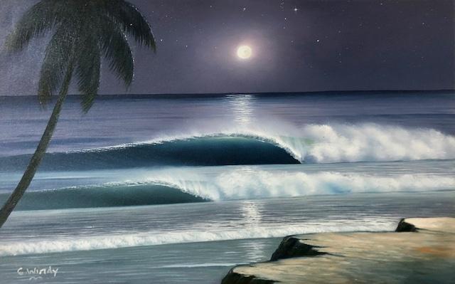 Dreamland Wave Art M10