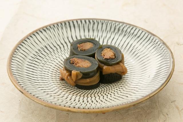 太巻おこぶ (鮭)