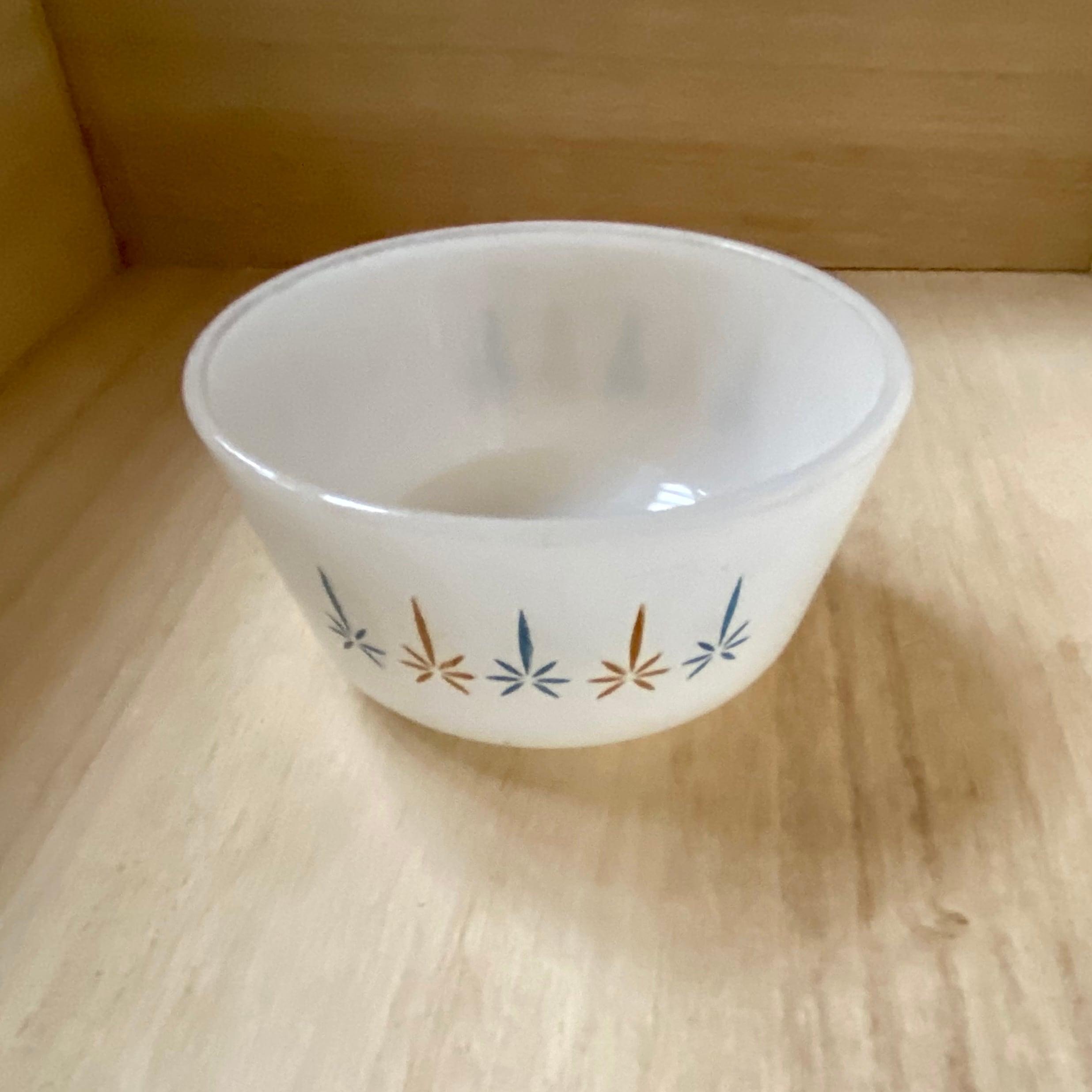 """60年代""""Fire King""""ファイヤーキング スモール カップ ヴィンテージ食器 アメリカ製  60's  Usa Vintage Tableware Small Cups"""