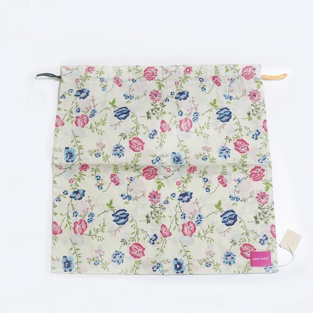 北欧デザイン 巾着 | mini gadenia cream