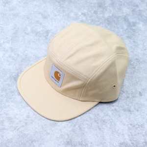 """【Carhartt WIP】 BACKLEY CAP """"Dusty H Brown"""" カーハート ジェットキャップ ブラウン"""