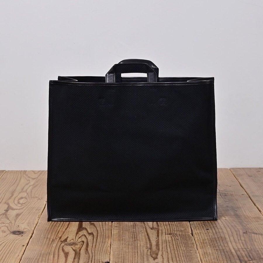 Tote bag large/CaBas【BK】