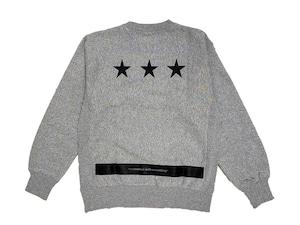 【C&H sweat】/ grey