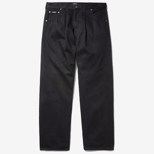 Pleated Jean(Black)