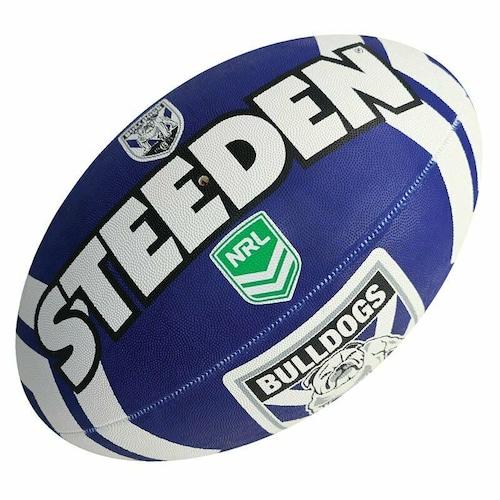 【STEEDEN】Bulldogs Supporter Ball Size5