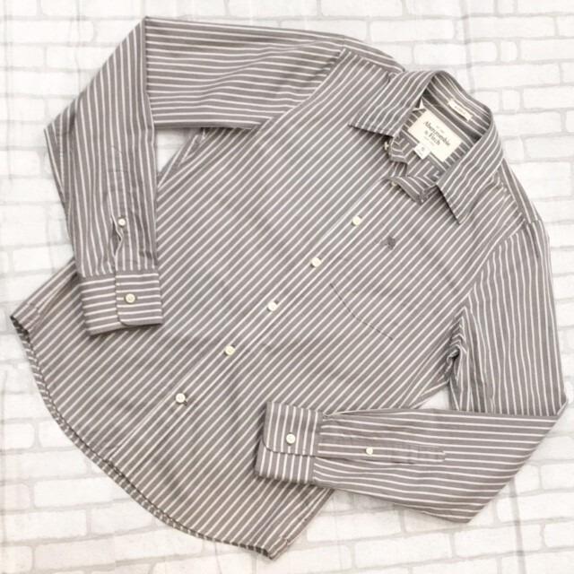 Abercrombie&Fitch MENS シャツ Sサイズ