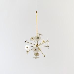 Christmas Ornament Dandelion 6cm|クリスマスオーナメント ダンデライオン 6cm