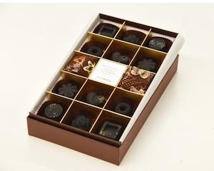 炭のチョコラ 12個入り