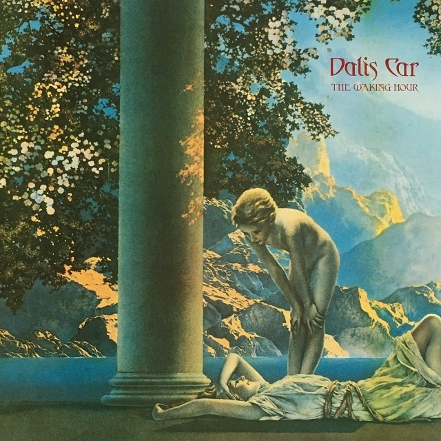 【LP・英盤】Dalis Car / The Waking Hour