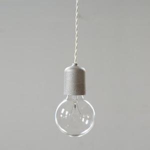 Socket Lamp Aluminum|アルミ