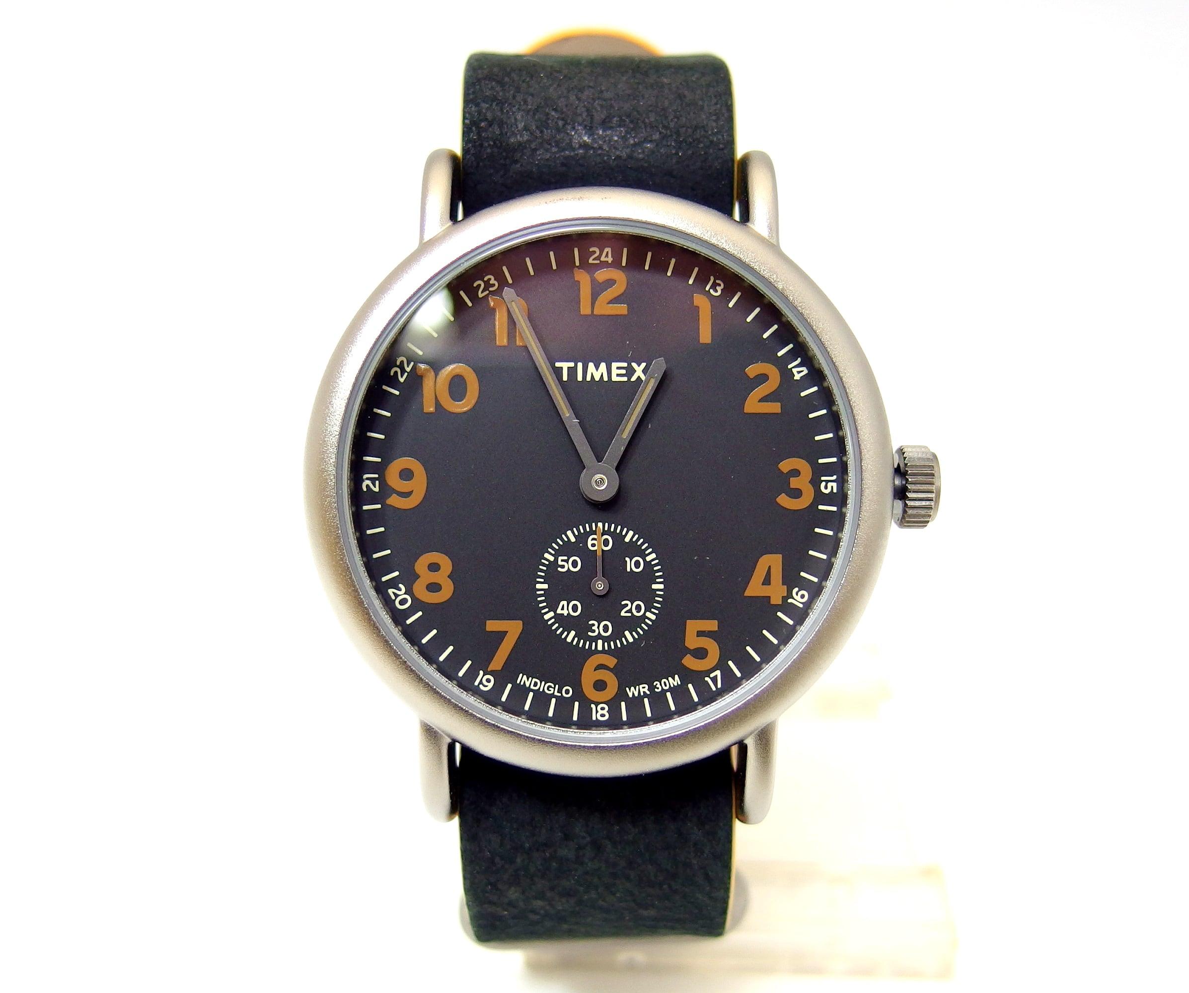 【TIMEX】 ウィークエンダービンテージ -スモールセコンド-
