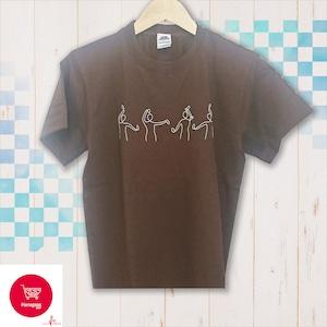 『カチャーシー : マージ』 - Tシャツ