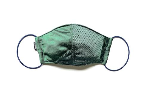 【夏用デザイナーズマスク 吸水速乾COOLMAX使用 日本製】SPORTS MIX MASK F0802119