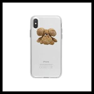 【お取り寄せ】おてんぱ くまちゃん iPhoneケース