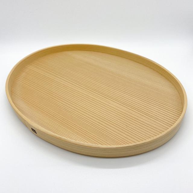 柴田慶信商店 曲げわっぱ 白木のパン皿|大