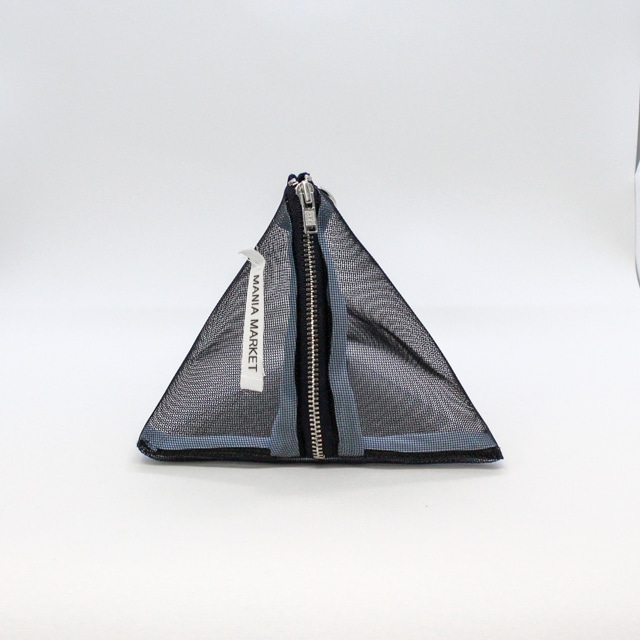 【MANIA MARKET】網テントポーチ NEW-Dカン付き size M