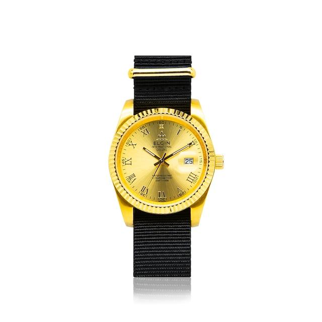 男女兼用のフォーマルな腕時計|DI008BK