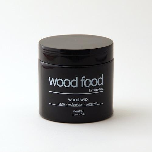蜜蝋ワックス wood food ニュートラル