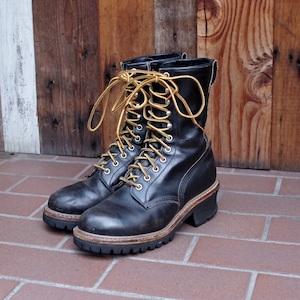 1990s RED WING Logger Boots US 7 C / レッド ウィング ロガー ブーツ