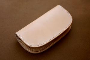 【受注製作】本革サドルレザーの長財布【ノーマル】