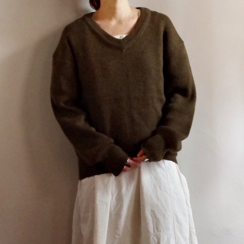 French Army Sweater / フレンチ アーミー セーター