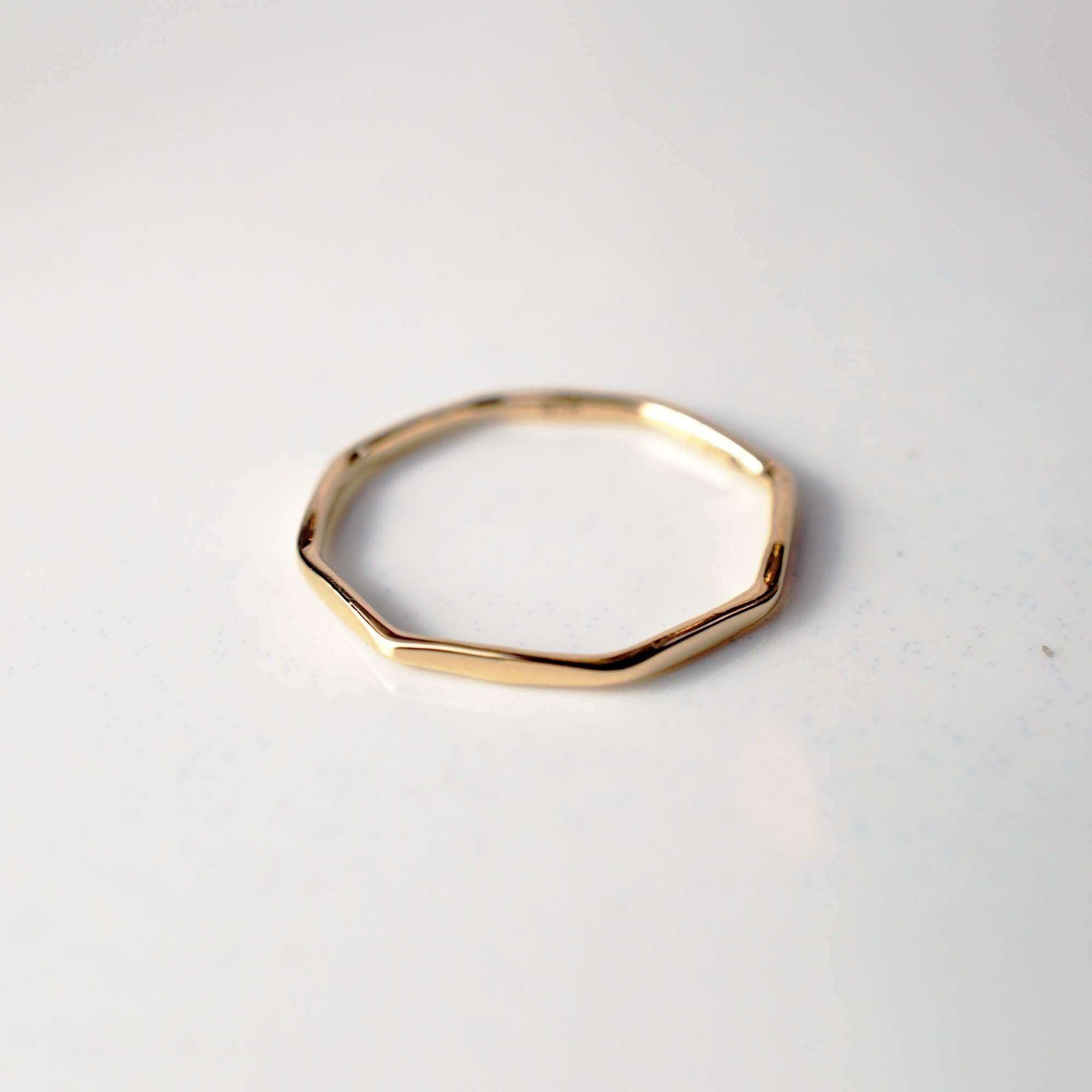 Phalange ・Pinky Ring / The Octagon (YG)