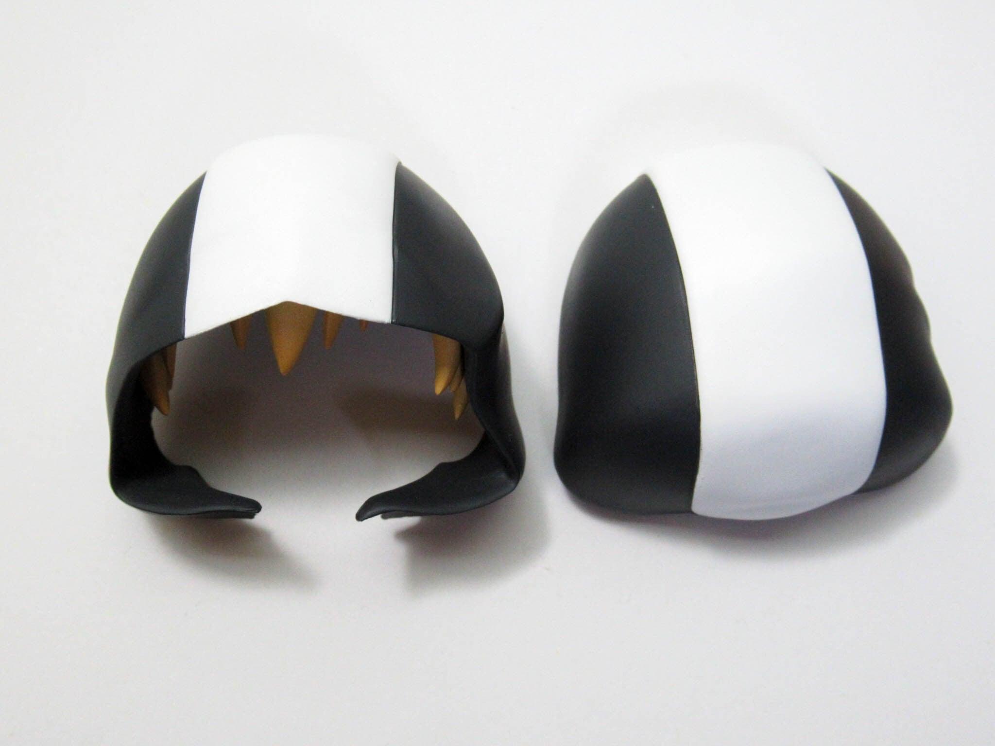 ※【SALE】【842DX】 アーサー・ペンドラゴン(プロトタイプ)霊基再臨 Ver. 髪パーツ フード付きショート ねんどろいど