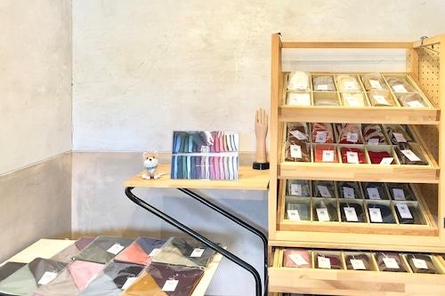 【ファクトリーショップ】hac shop(佩・ハク)手袋・マフラー・ストール・ファッション雑貨の商品画像4