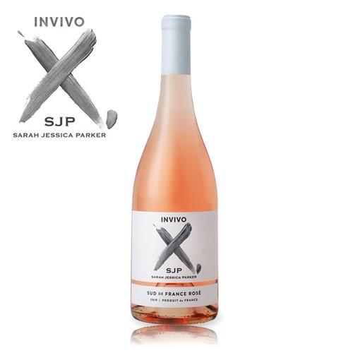 Invivo X , Sarah Jessica Parker Rosé 2019 / インヴィーヴォ X サラ・ジェシカ・パーカー ロゼ
