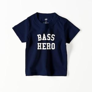 BASS HERO BABY T (NAVY)