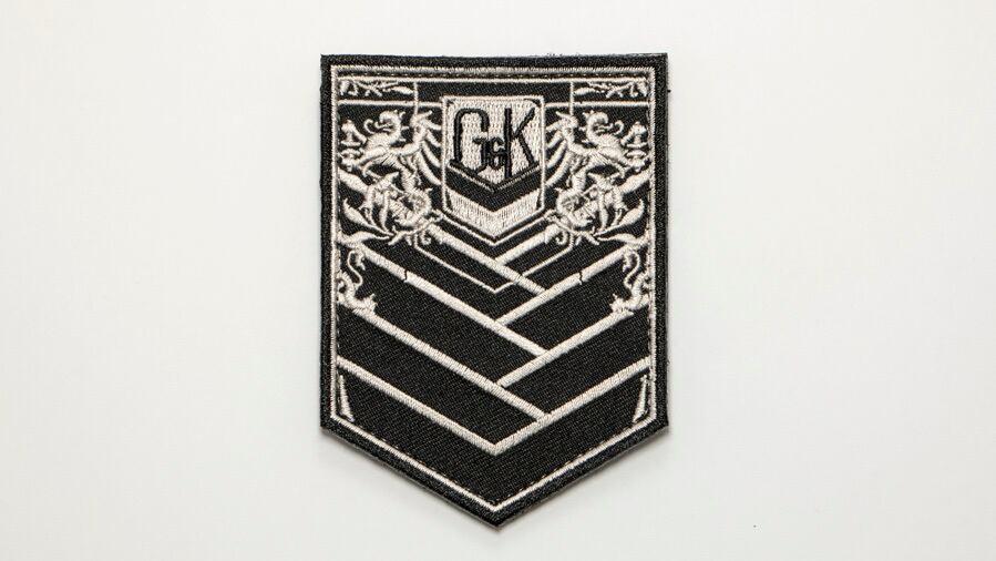 ドールズフロントライン グリフィンワッペンBk (着脱式) /  グルーヴガレージ