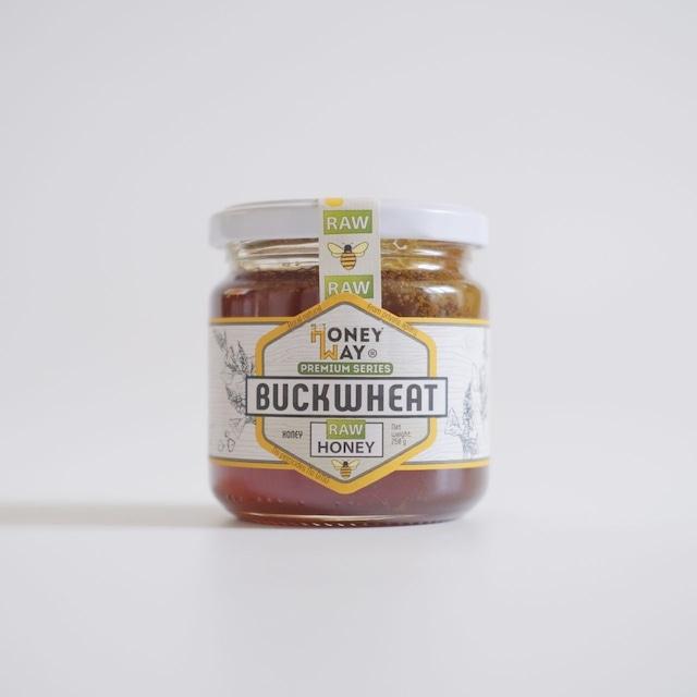 ウクライナ産はちみつ【Buckwheat/蕎麦の花】
