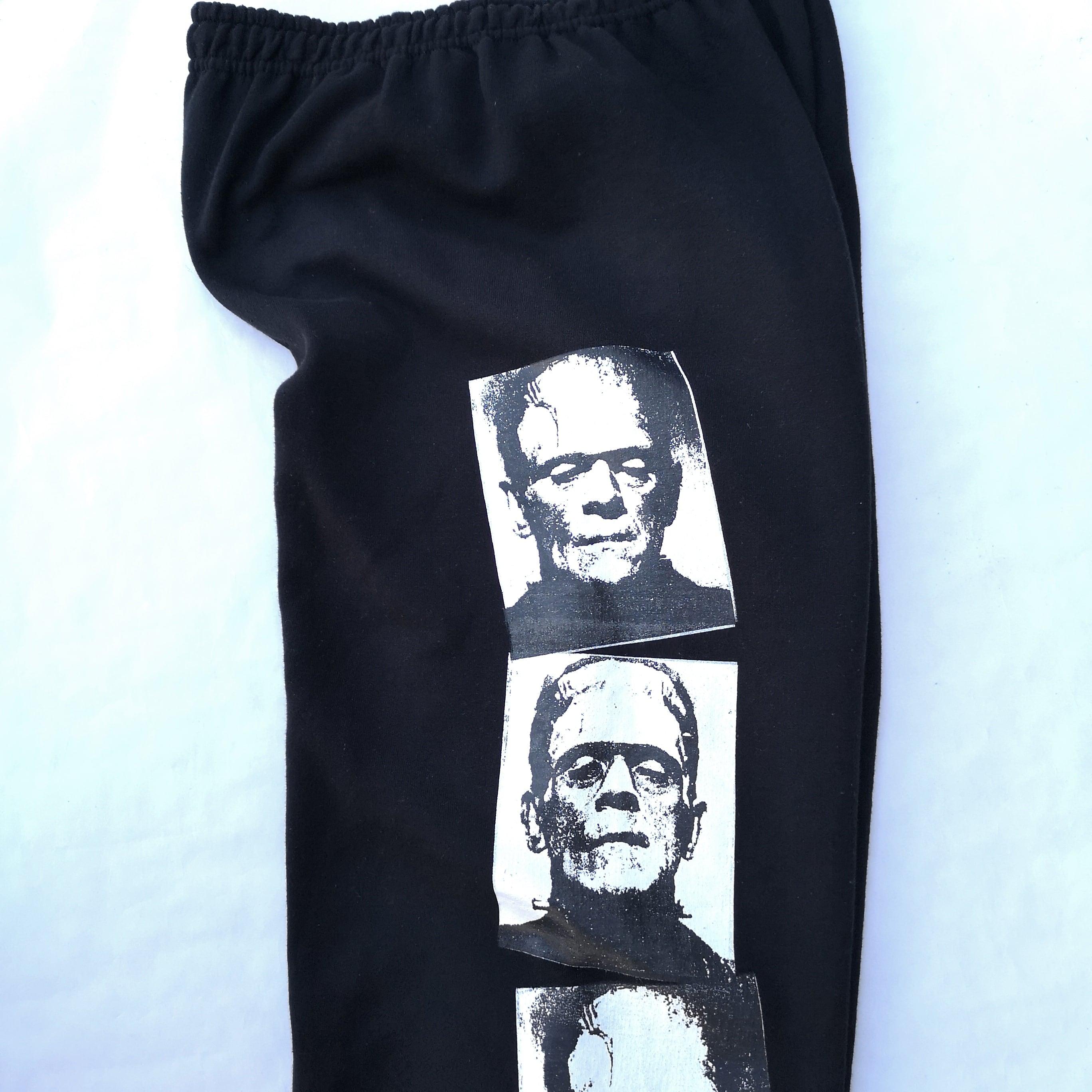 ||||| MONSTER SWEAT PANTS