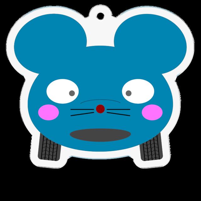 Cinque colori topolino(アズール)