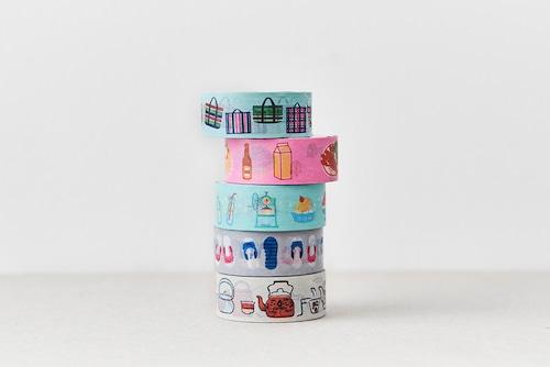 台湾紙テープ(3個セット)