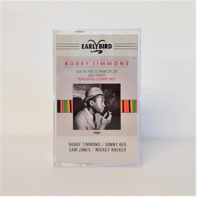 [中古カセット]  Bobby Timmons Featuring Sonny Red – Live At The Connecticut Jazz Party